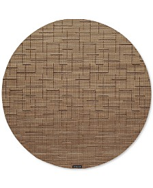 "Chilewich Bamboo 15"" Round Placemat"