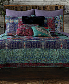 CLOSEOUT! Tracy Porter Emmeline Reversible Floral Medallion King Quilt