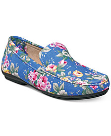 Stacy Adams Men's Panache Floral Moc Driver