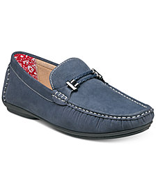 Stacy Adams Men's Percy Braided Strap Drivers