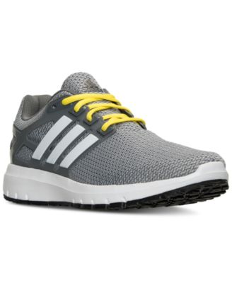 adidas Men\u0027s Energy Cloud Running Sneakers from Finish Line