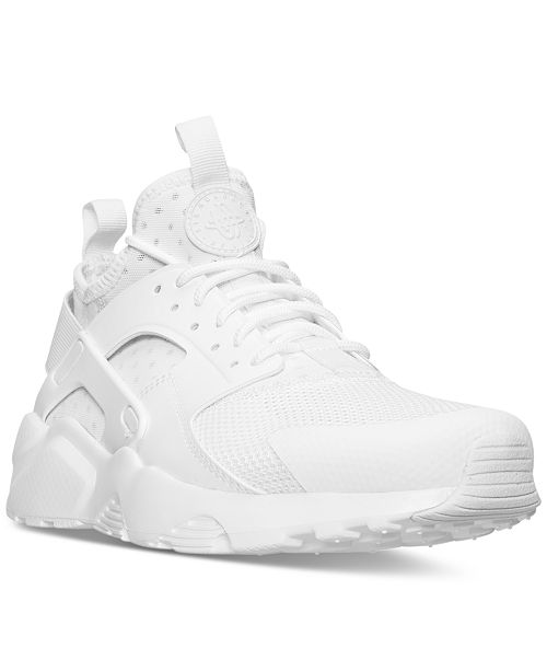 603704a2aa15 ... Nike Men s Air Huarache Run Ultra Running Sneakers from Finish ...