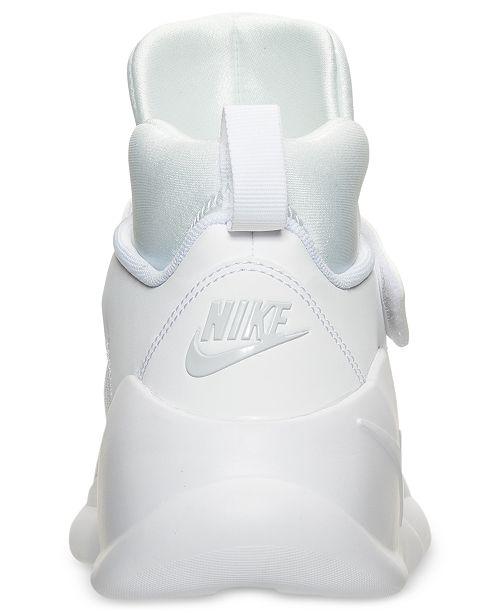 Nike Men s Kwazi Basketball Sneakers from Finish Line - Finish Line ... b280de4b06