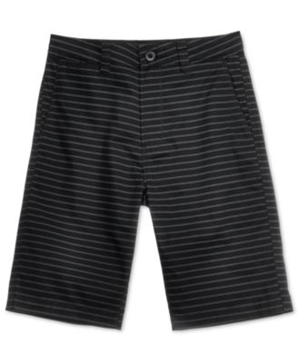 Image of Univibe Butler Chino Cotton Shorts, Big Boys (8-20)