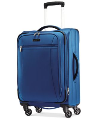 "Image of Samsonite X-Tralight 21"" Expandable Spinner Suitcase, Only at Macy's"