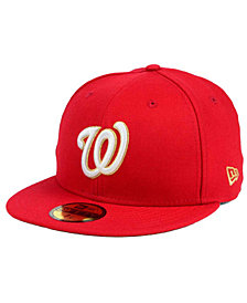 New Era Washington Nationals Pintastic 59FIFTY Cap