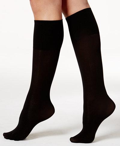 Berkshire Women's Opaque Graduated Compression Trouser Socks 5103