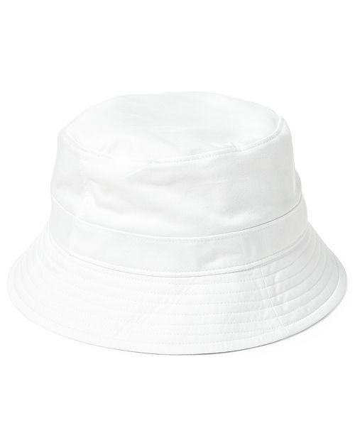 e3be69ea Polo Ralph Lauren Men's Twill Bucket Hat & Reviews - Hats, Gloves ...