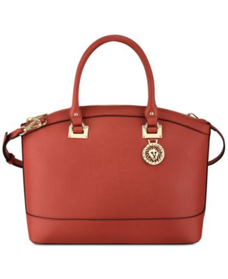 Image of Anne Klein New Recruits Dome Satchel