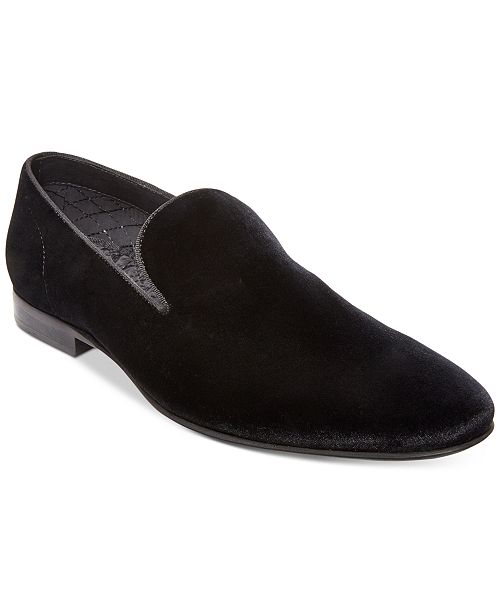 ff469f9192a Steve Madden Men s Laight Velvet Smoking Slipper   Reviews - All ...