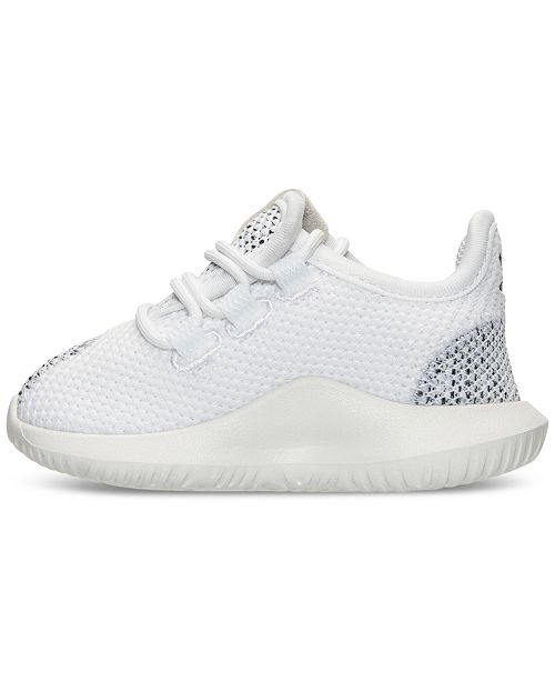 a92cc90661e ... adidas Toddler Girls  Tubular Shadow Knit Casual Sneakers from Finish  ...