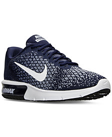 Nike Men's Air Max Sequent 2 Running Sneakers from Finish Line