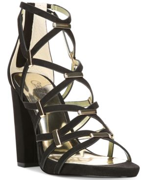 Carlos by Carlos Santana Francesca Block-Heel Platform Sandals Women