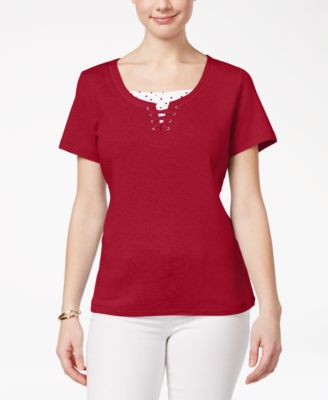 Lace Tops For Women: Shop Lace Tops For Women - Macy's