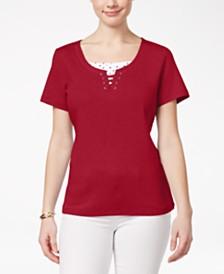 Lace Tops For Women: Shop Lace Tops For Women - Macy's