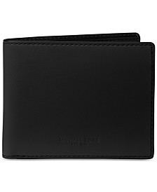 Men's Leather Slim RFID Billfold