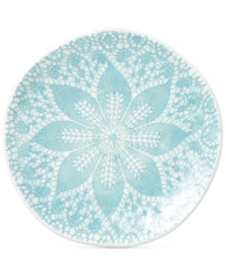 Viva by  Lace Collection 4-Pc. Cocktail Plate Set