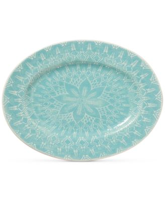 Viva by  Lace Collection Large Oval Platter