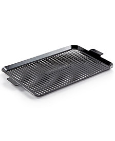 Martha Stewart Collection Non-Stick Grill Topper, Created for Macy's