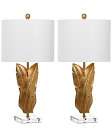 Set of 2 Aerin Wings Table Lamps