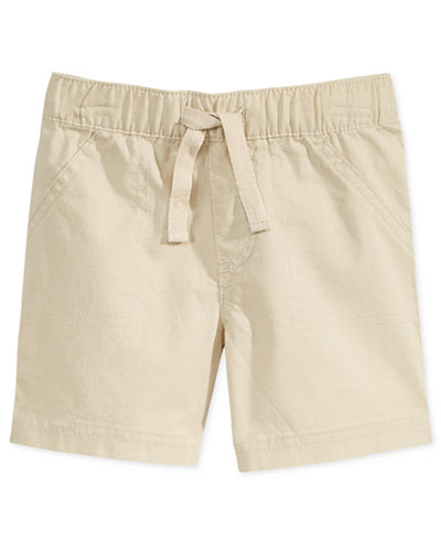 First Impressions Pull-On Shorts, Baby Boys (0-24 months), Only at Macy's