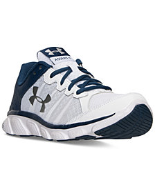 Under Armour Men's Micro G Assert 6 Running Sneakers from Finish Line