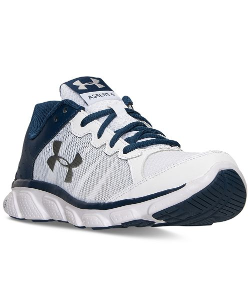 154c1aca ... Under Armour Men's Micro G Assert 6 Running Sneakers from Finish ...