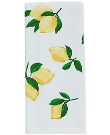 "kate spade new york ""Make Lemonade"" Kitchen Towel"