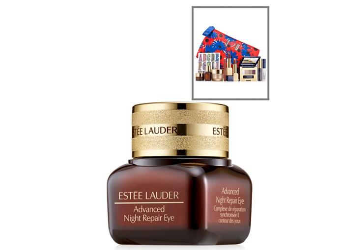 Receive a free 12-piece bonus gift with your $100 Estée Lauder purchase