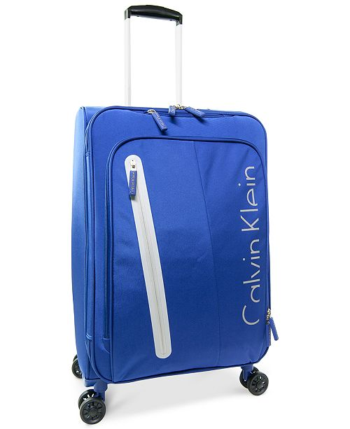 """Calvin Klein Whitehall 25"""" Spinner Suitcase"""