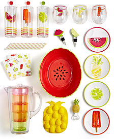 Martha Stewart Collection Summer Sweets Collection, Created for Macy's