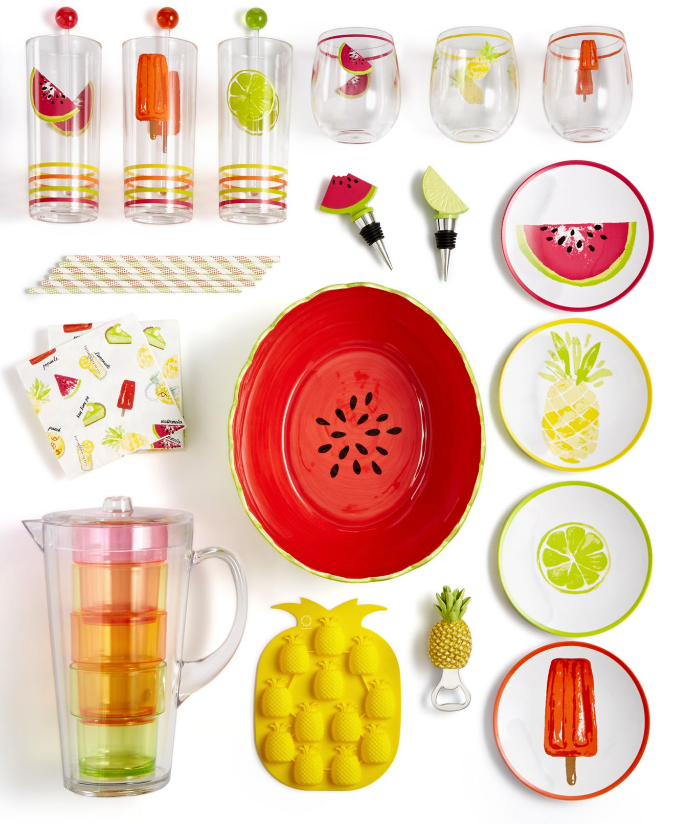 martha stewart kitchenware and accessories macy s martha stewart collection summer sweets collection created for macy s