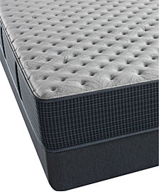 "Beautyrest Silver Waterscape 12.5"" Extra Firm Mattress Set- Full"