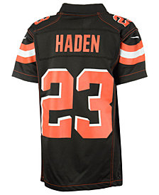 Nike Joe Haden Cleveland Browns Game Jersey, Toddler Boys