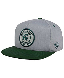 Top of the World Michigan State Spartans Illin Snapback Cap