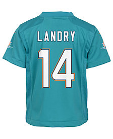 Nike Jarvis Landry Miami Dolphins Game Jersey, Toddler Boys