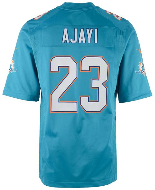 2cd3af1c Nike Men's Jay Ajayi Miami Dolphins Game Jersey & Reviews - Sports ...