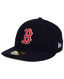 Boston Red Sox Low Profile AC Performance 59FIFTY Fitted Cap