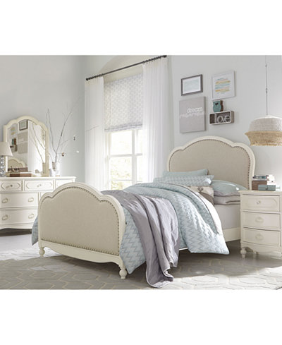 Harmony Kids Upholstered Bedroom Furniture Collection - Furniture ...