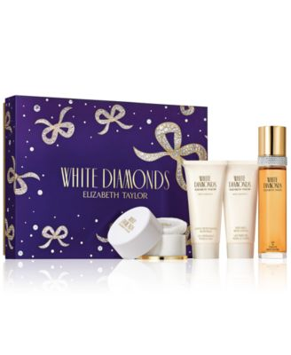 Image of Elizabeth Taylor 4-Pc. White Diamonds Gift Set