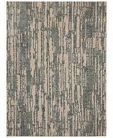 "Karastan Enigma Cypher Jade 9'6"" x 12'11"" Area Rug"