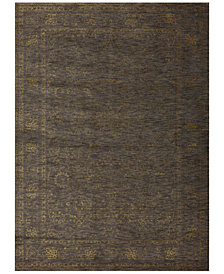 Karastan Cosmopolitan Montmartre Smokey Gray Area Rug Collection