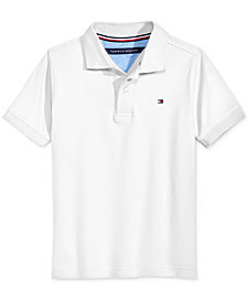 Tommy Hilfiger Ivy Stretch Polo Shirt, Big Boy