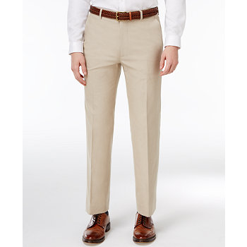 Tommy Hilfiger Modern Fit Solid Stretch Performance Mens Pants