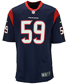 Nike Men's Whitney Mercilus Houston Texans Game Jersey