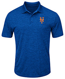 Majestic Men's New York Mets First Hit Polo Shirt