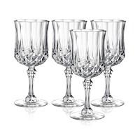 Longchamp Cristal DArques Glassware