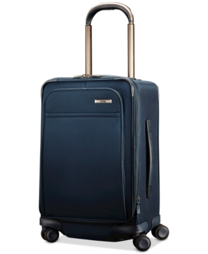 Hartmann Metropolitan Global Carry-On Expandable Spinner Suitcase