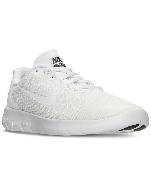 e7704e54bec5 ... Nike Big Boys  Free Run 2 Running Sneakers from Finish Line ...