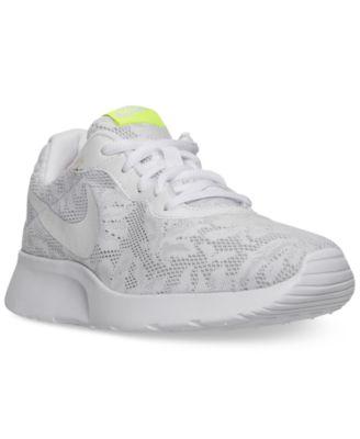 Nike Women\u0027s Tanjun ENG Casual Sneakers from Finish Line